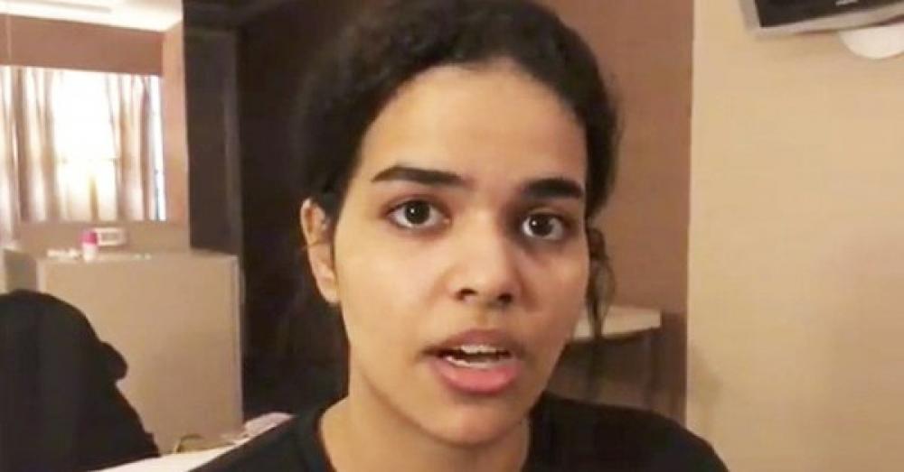 Saudi girl Rahaf Mohammed al-Qunun granted asylum in Australia, claims Thai official