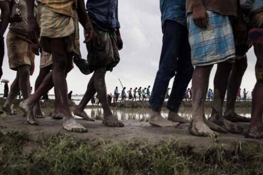 Bangladesh hands list of 25,000 Rohingya refugees to Myanmar
