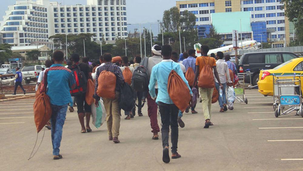 UN agency helps stranded Ethiopians return home, ending 'harrowing migration ordeal'