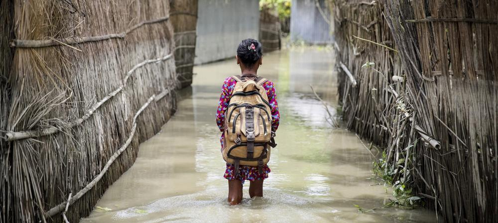 Millions of Bangladeshi children at risk from climate crisis, warns UNICEF