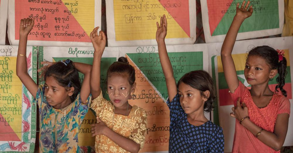 UNICEF reports uneven progress in 30 years of child rights treaty