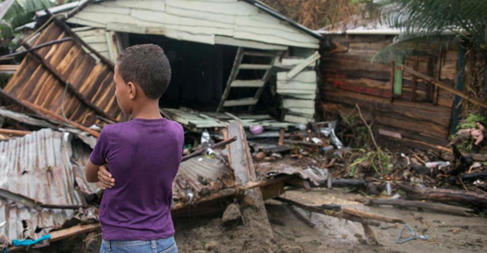 Rise in Caribbean children displaced by storms shows climate crisis is a child rights issue: UNICEF