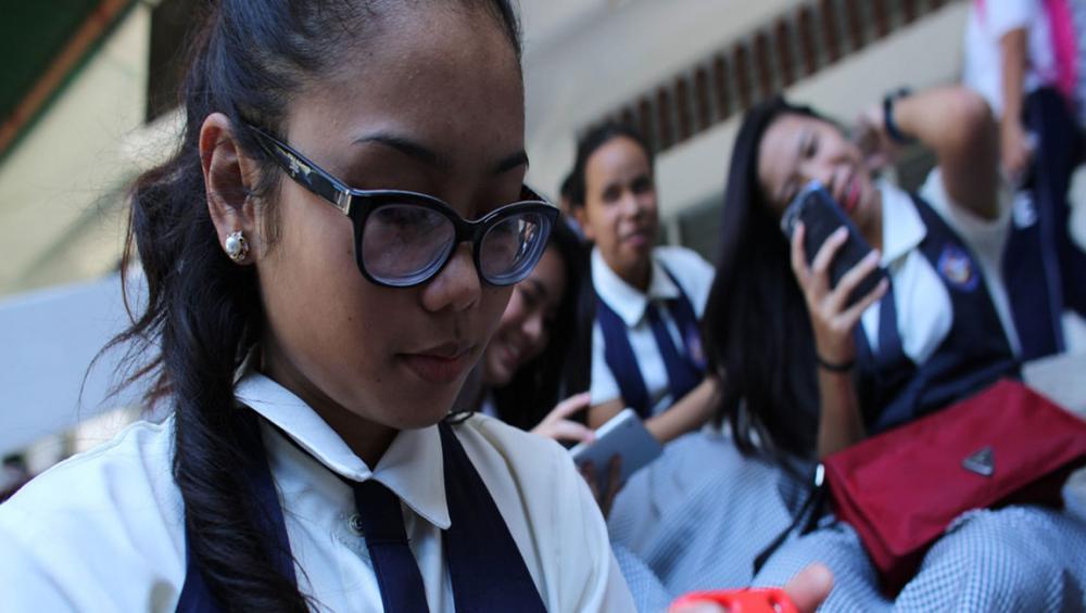 Countries urged to make 'digital world' safer for children