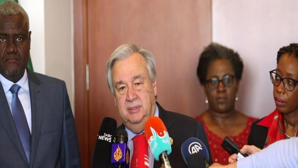 African continent 'an example of solidarity' towards migrants and refugees: UN chief