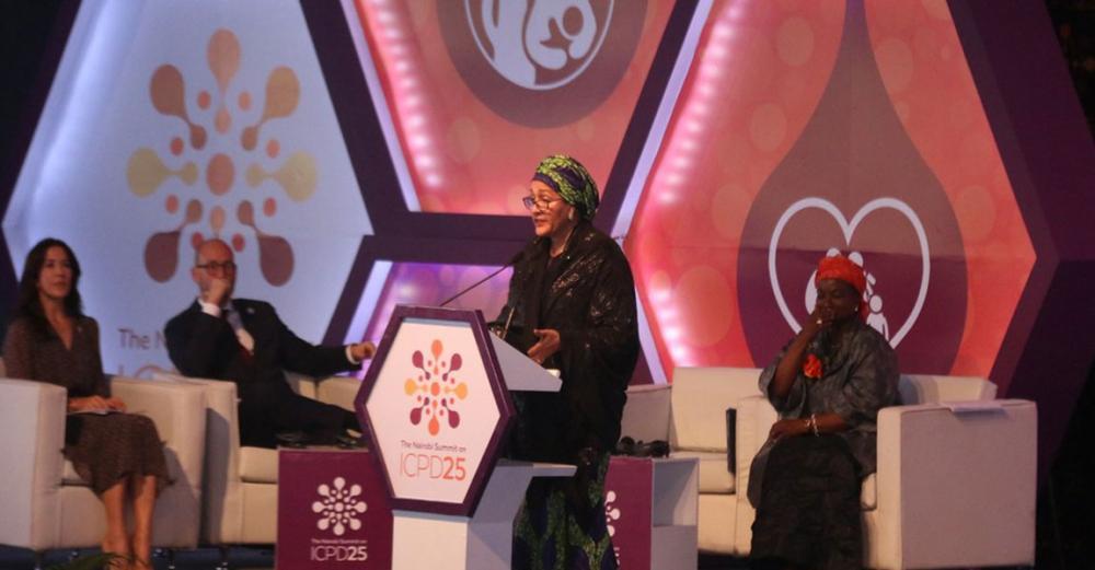 Nairobi summit: Women's empowerment a 'game changer' for sustainable development