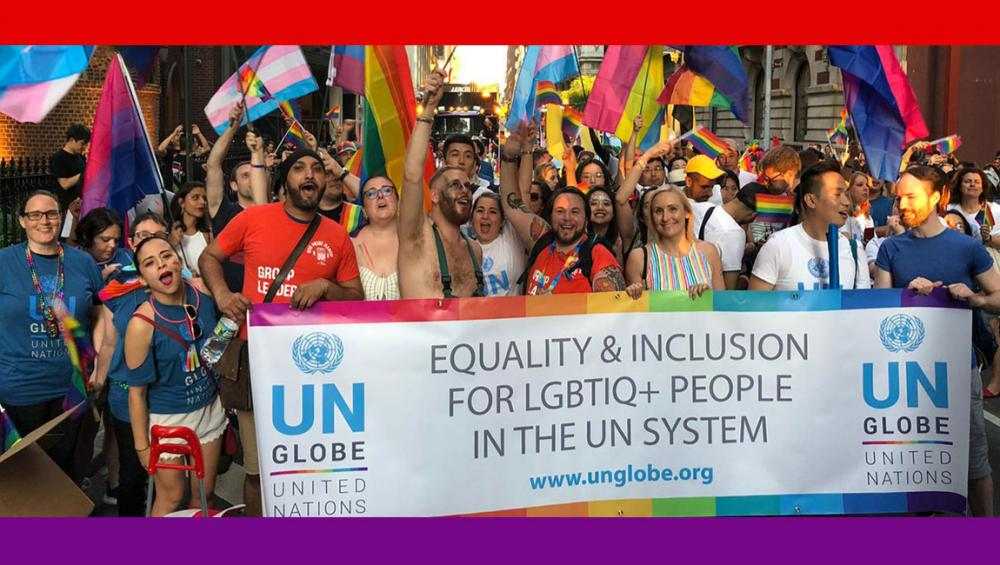 World Pride underscores that all people are born 'free and equal' in dignity and human rights