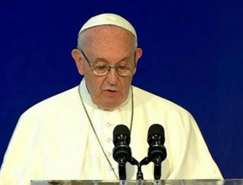 Priests, bishops sexually abused nuns, admits Pope Francis
