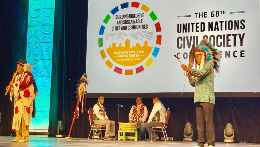UN civil society conference to focus on sustainable solutions for challenges of urban life