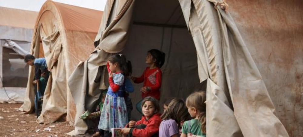 At most 117 children die in battered camp in northeastern Syria: watchdog