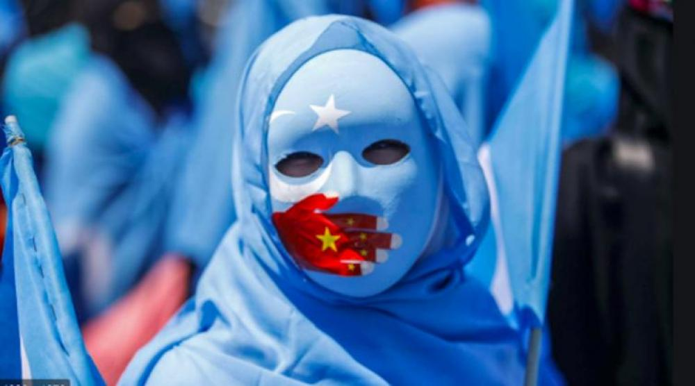 Activist urges world to question China's genocide of Uyghurs