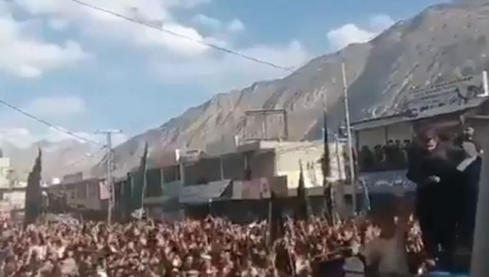 Gilgit-Baltistan: Massive protest demands release of political prisoners