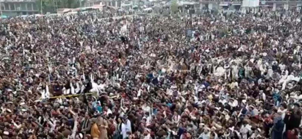Pashtuns demand an end to extra judicial killings and enforced disappearances