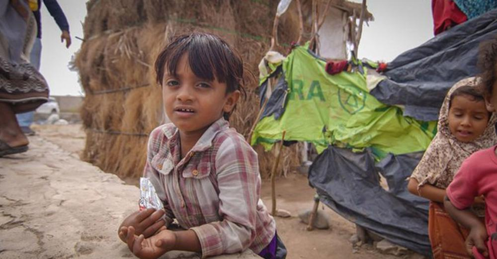 Record child displacement figures due to conflict and violence in 2019: UNICEF