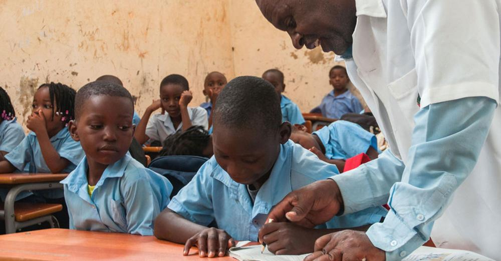 Universal, inclusive education 'non-negotiable'
