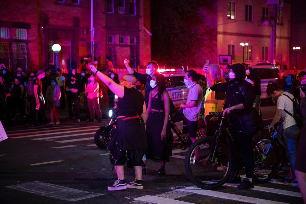 Minneapolis Police arrest 150 protesters who violated curfew on Sunday: Authorities