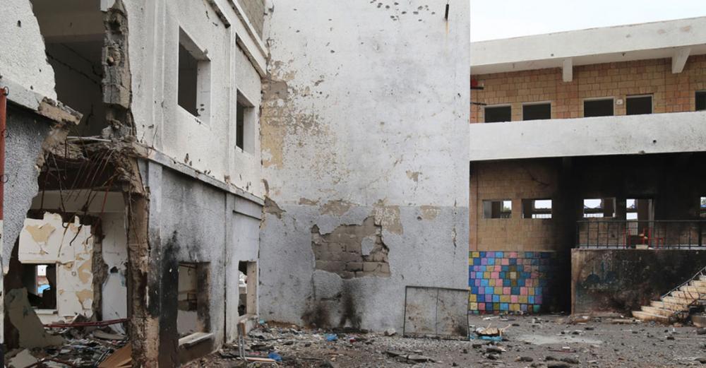 Prison shelling in Yemen kills five women and a child: UN rights chief condemns possible war crime