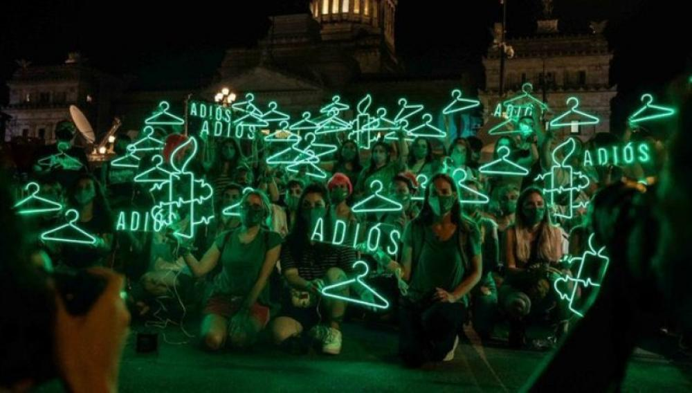 Argentina legalises abortion, becomes first major Latin American country to do so