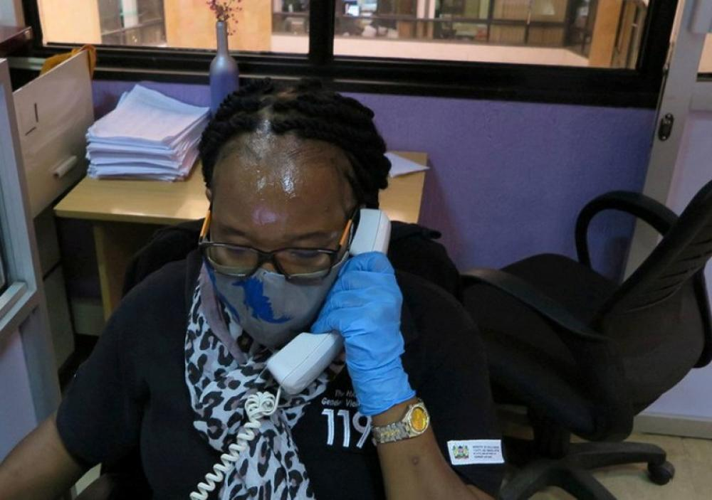'We want justice for these girls': the Kenyan helpline for victims of gender violence