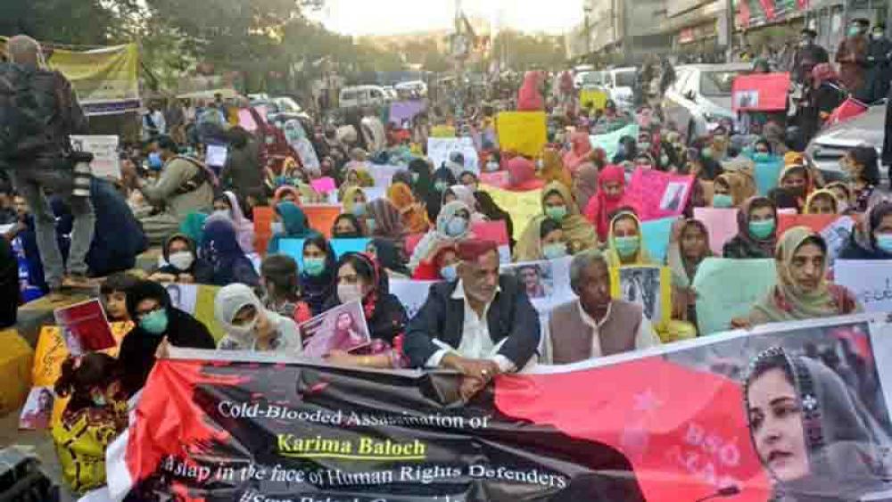 Karim Baloch death: Protests rock several Pakistani cities