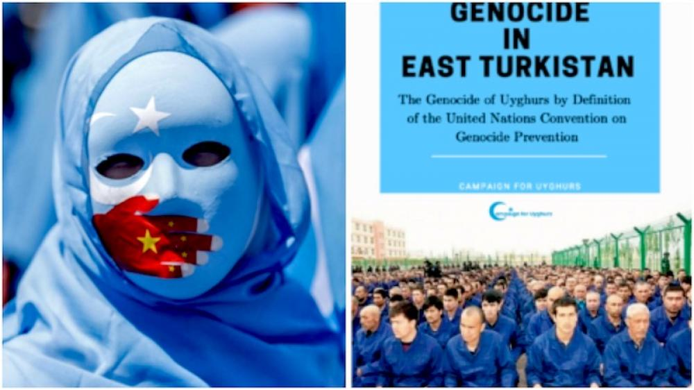 Uyghur rights group asks UN to immediately strip China of its participatory status at UNHRC