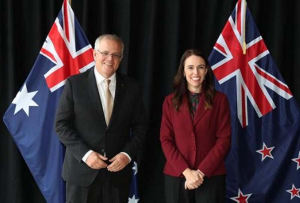 Australia, NZ leaders jointly voice concern over Chinese treatment towards Uyghur, Hong Kong