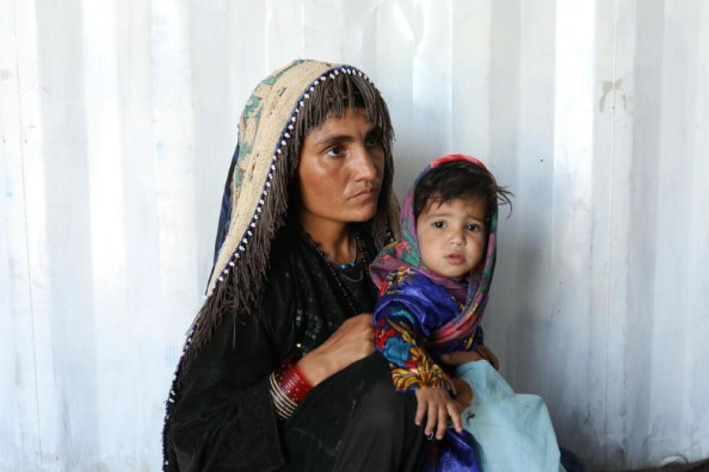 Half of Afghanistan's population face acute hunger as humanitarian needs grow to record levels: UN