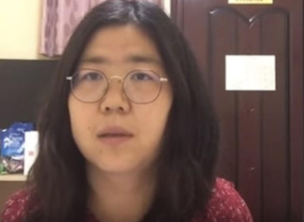 Journalist arrest over Wuhan COVID-19 reporting: EU slams China, demands her release