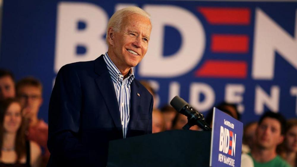 There will be repercussions for China: Joe Biden