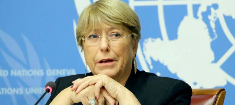 Xinjiang-Hong Kong issue: UN human rights chief Michelle Bachelet accuses China of restricting civil rights