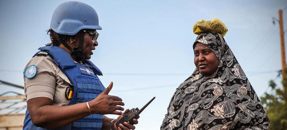 More uniformed women in peace operations, 'key priority'