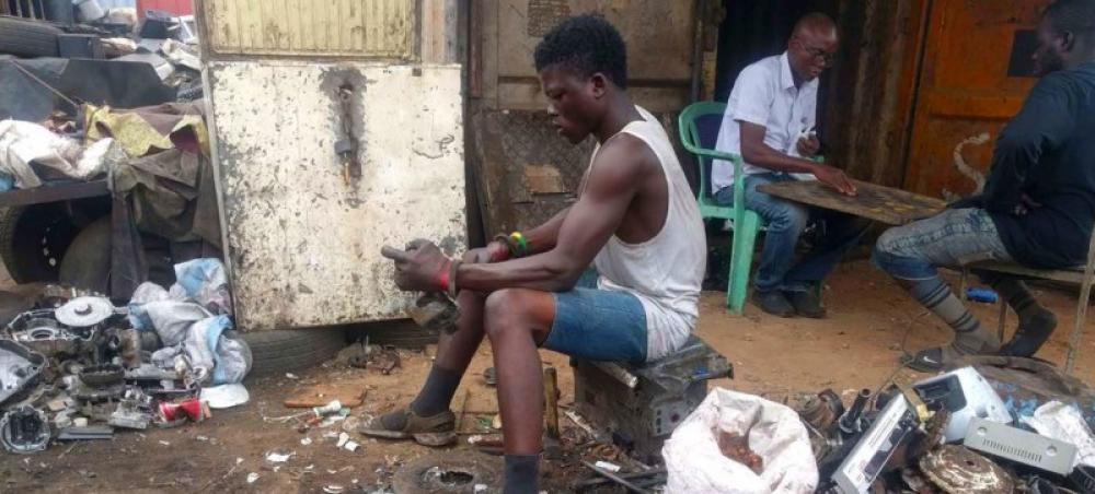'Digital dumpsites' study highlights growing threat to children: UN health agency