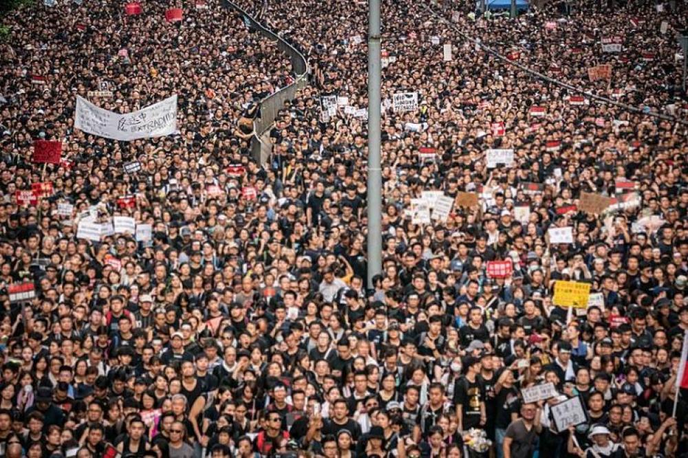 Chinese crackdown: Hong Kong pro-democracy group downsizes