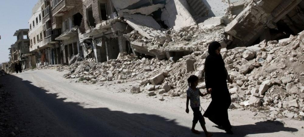 After 10 years of war in Syria, siege tactics still threaten civilians
