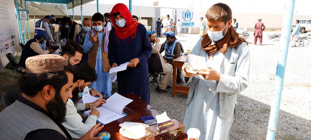 Afghanistan crisis worsening as temperatures drop, warns UNHCR