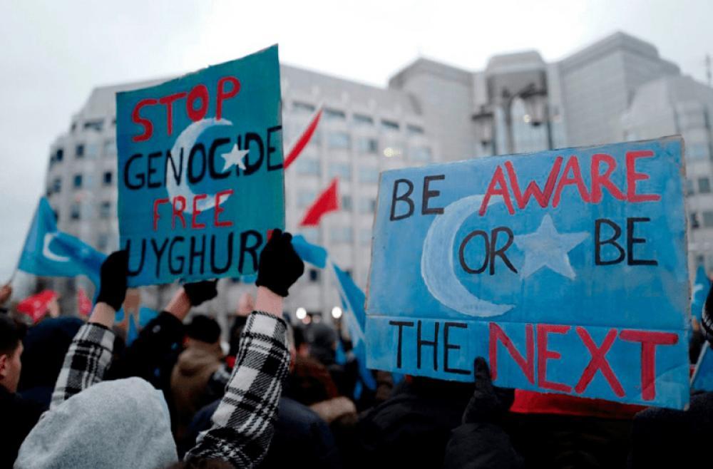 Uyghur tribunal ends hearing in London