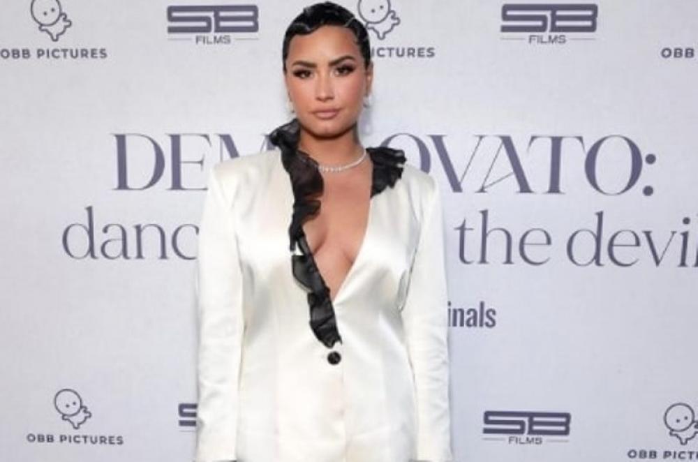 American singer Demi Lovato comes out as non-binary