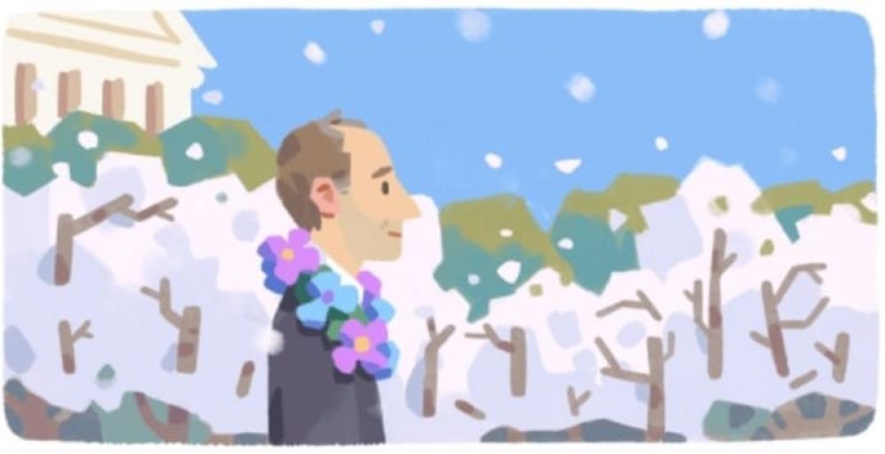 Pride Month: Who is Google Doodle honouree Frank Kameny?