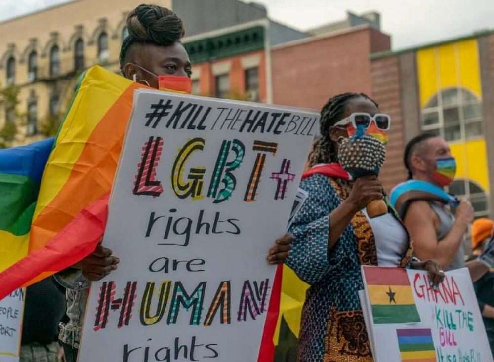 Ghana: President urges tolerance as parliament gets ready to pass controversial anti-LGBTQIA bill
