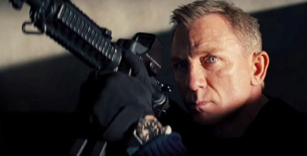 After COVID-19 delays,  James Bond film