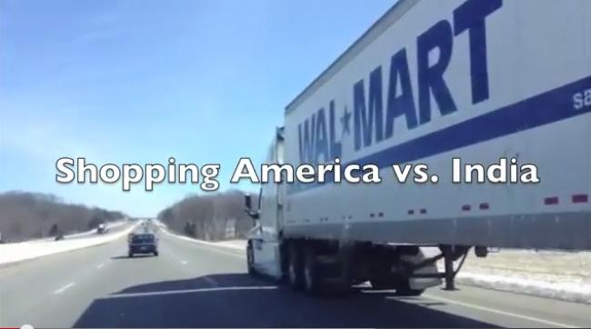 Walmart's India Challenge