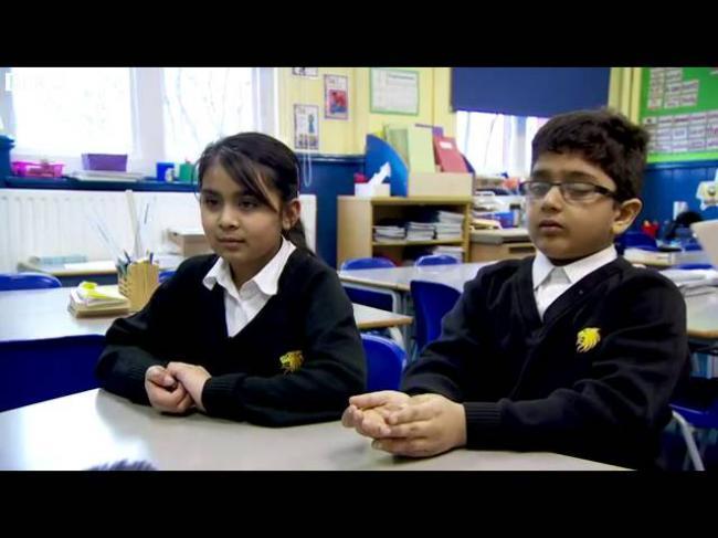 Recording history Schoolchildren make WW2 documentary