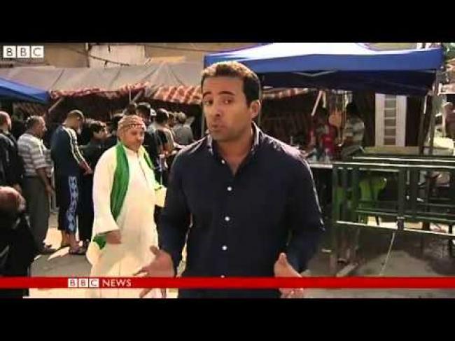 Security tight as Shia pilgrims arrive in Baghdad