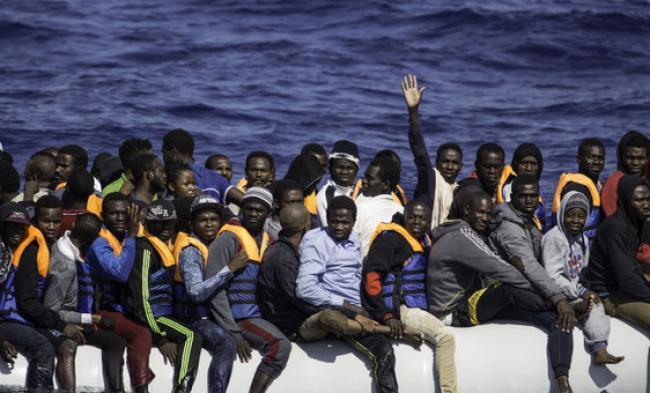 World's deadliest sea crossing' claimed six lives a day in 2018: UN